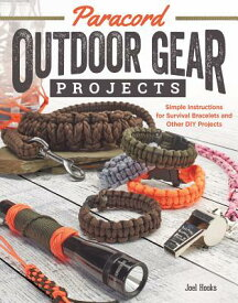 Paracord Outdoor Gear Projects: Simple Instructions for Survival Bracelets and Other DIY Projects PARACORD OUTDOOR GEAR PROJECTS [ Pepperell Braiding Company ]