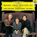 ブラームス:ピアノ三重奏曲 第1番・第2番