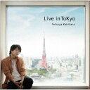 【楽天ブックス限定先着特典】柿原徹也 3rd Full Album「Live in ToKyo」(L判ブロマイド) [ 柿原徹也 ]