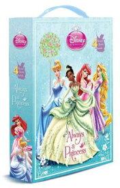 Disney Princess: Always a Princess Boxed Set BOXED-DISNEY PRINCESS ALWAY-4V [ Andrea Posner-Sanchez ]