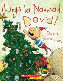 Llego La Navidad, David!: (Spanish Language Edition of It's Christmas, David!)