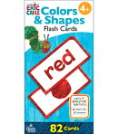 World of Eric Carle(tm) Colors & Shapes Flash Cards