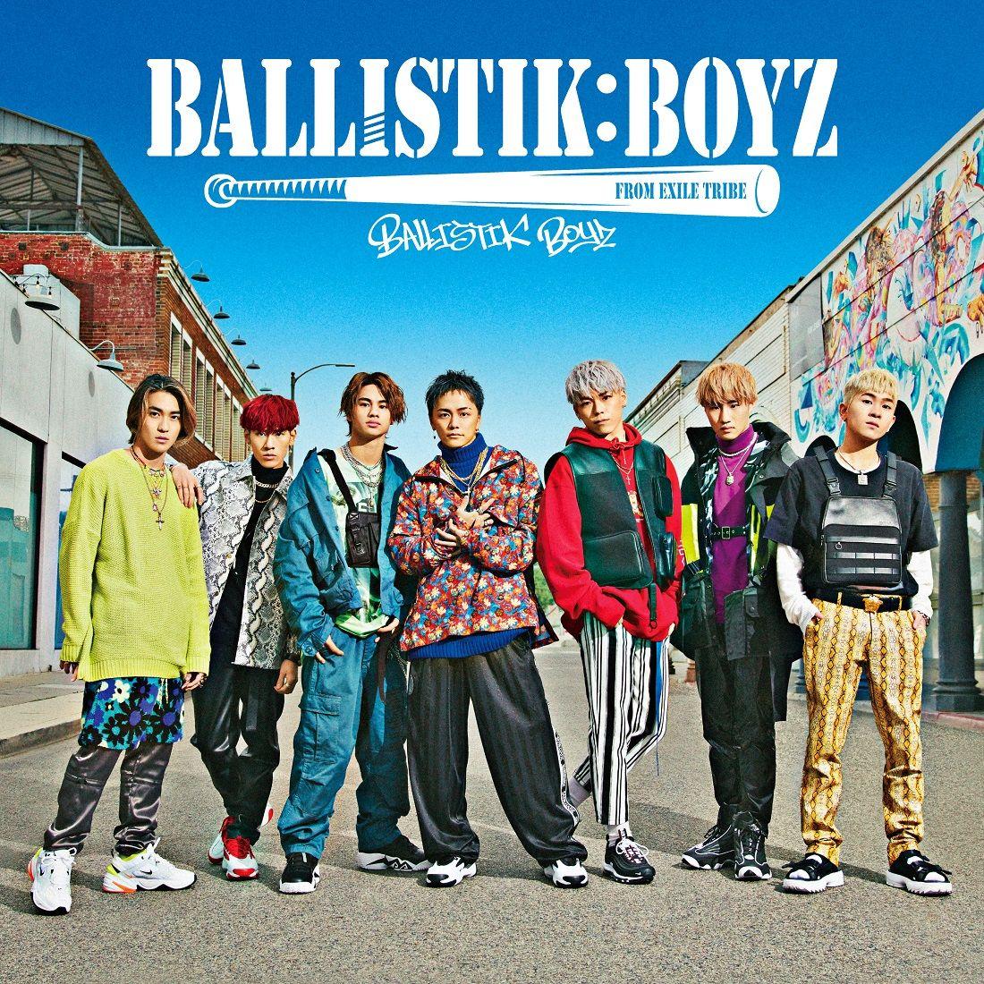 BALLISTIK BOYZ (CD+DVD) [ BALLISTIK BOYZ from EXILE TRIBE ]