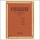 【輸入楽譜】カヴァッリーニ, Ernesto: 30のカプリス