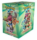 Pokemon X-Y Complete Box Set: Includes Vols. 1-12