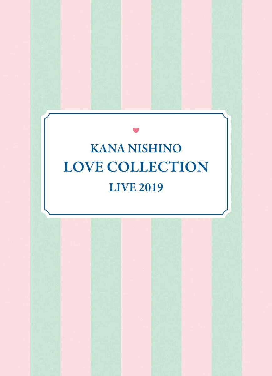 Kana Nishino Love Collection Live 2019(完全生産限定盤 Blu-ray)【Blu-ray】 [ 西野カナ ]