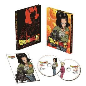 ドラゴンボール超 DVD BOX9 [ 野沢雅子 ]