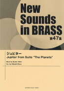 New Sounds in Brass NSB第47集 ジュピター