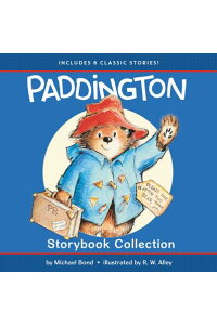 PaddingtonStorybookCollection:6ClassicStoriesPADDINGTONSTORYBKCOLL(Paddington)[MichaelBond]