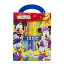 Disney Mickey Mouse Clubhouse BOXED-DISNEY MICKEY MOUSE-12V [ Publications International ]