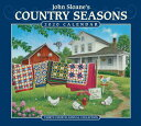 John Sloane's Country Seasons 2020 Deluxe Wall Calendar JOHN SLOANES COUNTRY SEASONS 2 [ John Sloane ]