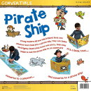 【謝恩価格本】Convertible Pirate Ship