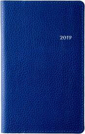 2019年度版 4月始まり No.851 T'beau (ティーズビュー) 4 ネイビー 高橋手帳 2019年4月始まり 手帳判