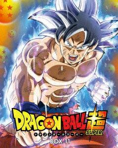 ドラゴンボール超 DVD BOX11 [ 野沢雅子 ]