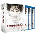 HANNIBAL/ハンニバル2 Blu-ray BOX 【Blu-ray】 [ ヒュー・ダンシー ]