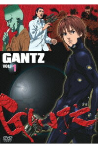 GANTZ_Vol.1_1st_MISSION_ネギ星人篇