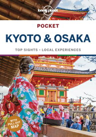 Lonely Planet Pocket Kyoto & Osaka LONELY PLANET PCKT KYOTO & OSA (Pocket) [ Lonely Planet ]