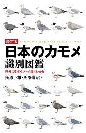 決定版 日本のカモメ識別図鑑 見分けるポイントが良くわかる [ 氏原 巨雄 ]