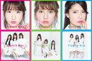 【6枚セット組】【生写真なし】French Kiss (初回限定盤 TYPE-A〜C & 通常盤 TYPE-A〜C CD+DVD)