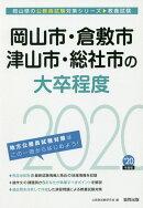 岡山市・倉敷市・津山市・総社市の大卒程度(2020年度版)