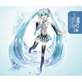 初音ミク -Project DIVA- extend Complete Collection(CD+DVD) [ (V.A.) ]