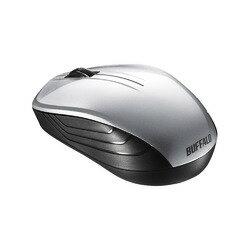 BSMBW107SV 光学無線マウス 銀