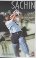 Sachin: The Story of the World's Greatest Batsman[洋書]