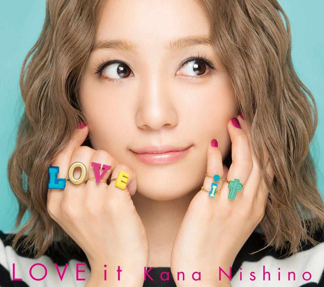 LOVE it (初回限定盤 CD+DVD) [ 西野カナ ]