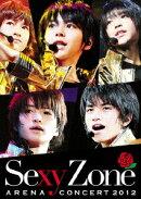 Sexy Zone アリーナコンサート2012 (メンバー別 バック・ジャケット仕様 松島 聡ver.)【Blu-ray】
