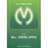 Mrs. GREEN APPLE「Mrs. GREEN APPLE」 (BAND SCORE)