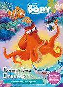 Disney Pixar Finding Dory Deep-Sea Dreams: An Adventure Coloring Book