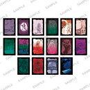 殺戮の天使 アートワークコレクション 全16種コンプリートセット