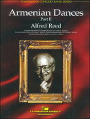 【輸入楽譜】リード, Alfred: アルメニアン・ダンス パート II: スコアとパート譜セット