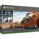 Xbox One X (Forza Horizon 4/Forza Motorsport 7 同梱版)