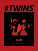 【輸入盤】#twins #lol Live In Hong Kong (+cd)