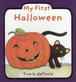 My First Halloween MY 1ST HALLOWEEN-BOARD [ Tomie dePaola ]