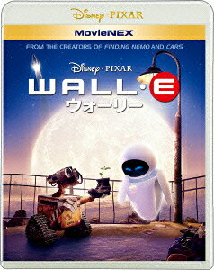 ウォーリー MovieNEX【Blu-ray】 [ ジ...