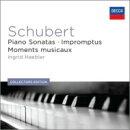 【輸入盤】ピアノ・ソナタ集、即興曲集 ヘブラー(7CD)