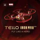 DJI Ryze Tello Iron Man Edition (JP) トイドローン byDJI(損害賠償保険付)