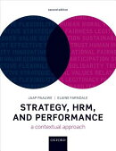 Strategy, Hrm, and Performance: A Contextual Approach
