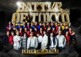 BATTLE OF TOKYO 〜ENTER THE Jr.EXILE〜 (初回限定盤 CD+DVD+PHOTO BOOK) [ GENERATIONS,THE RAMPAGE,FANTASTICS,BALLISTIK BOYZ from EXILE TRIBE ]