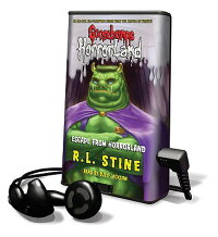 EscapefromHorrorland[WithEarbuds][R.L.Stine]