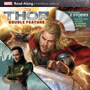 Thor Double Feature Read-Along Storybook and CD [With Audio CD]