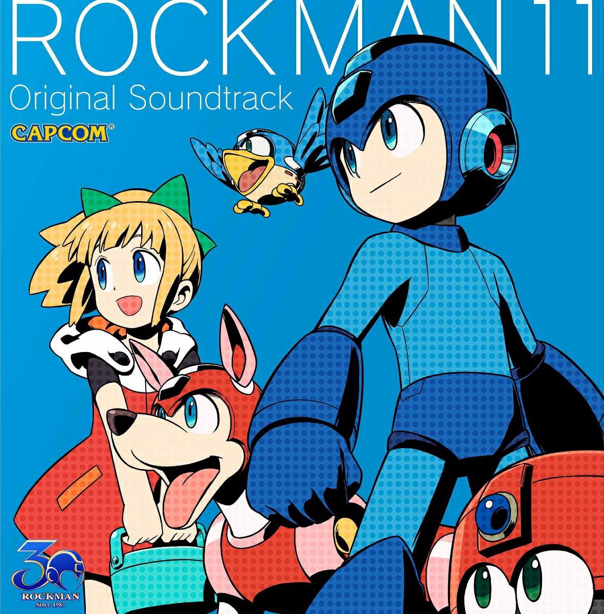 ロックマン11 運命の歯車!! オリジナル サウンドトラック [ (ゲーム・ミュージック) ]