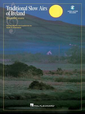 Traditional Slow Airs of Ireland TRADITIONAL SLOW AIRS OF IRELA [ O'Canainn Tomas ]