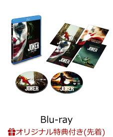 【楽天ブックス限定先着特典】ジョーカー ブルーレイ&DVDセット(2枚組/ポストカード付)(初回仕様)(A5クリア・アートカード付き)【Blu-ray】 [ ホアキン・フェニックス ]