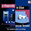 【輸入盤】ラプソディ・イン・ブルー〜オスカー・レヴァントの素晴らしき生涯(8CD)