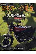 日本のバイク遺産(part 1(1970年代編・)