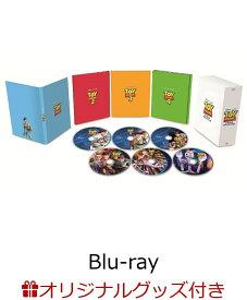 【楽天ブックス限定】トイ・ストーリー:4ムービー・コレクション(数量限定)【Blu-ray】+コレクターズカード4種セット [ トム・ハンクス ]