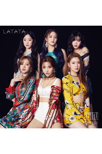 LATATA(初回限定盤ACD+DVD)[(G)I-DLE]